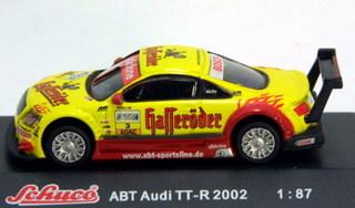 Schuco:ABT Audi TT-R 2002 Lau...